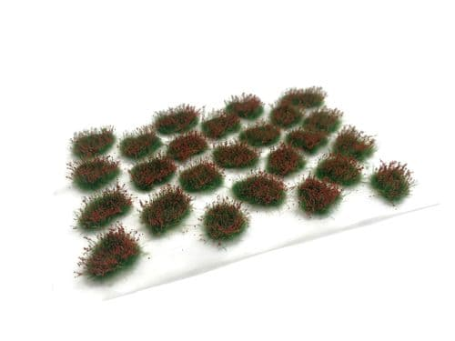 Scale Model Scenery FB009-OO Small Poppy Patches - OO/4mm/1:76