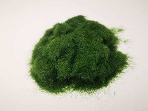 SG003 Loose Static Grass 2mm Evergreen - Small