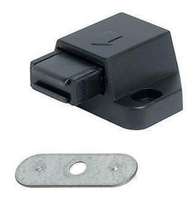 NEW Magnetic Pressure Touch Catch for Cabinet Doors Top Quality FREE POST