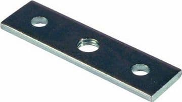 NEW strong screw or bolt on plate with M8 threaded hole for adjustable foot