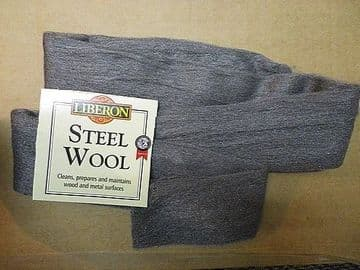 NEW Top Quality Liberon Steel Wire Wool Grade 00 various lengths available