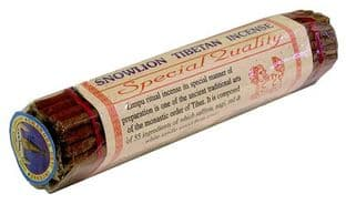 3 x packs Snowlion Tibetan Incense: (Pack contains 44 sticks) (Add 1 to cart for 3 packs)