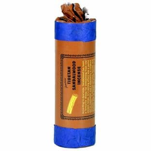Ancient Tibetan Sandalwood Incense (contains 30 sticks and an incense holder)