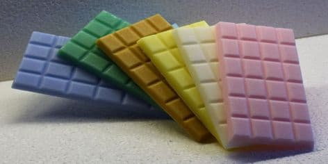 Any Single Handmade Highly Scented Wax Melt Bar for £3.75