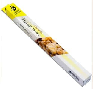 Shoyeido Japanese Incense - Overtones - FRANKINCENSE - 35 Sticks