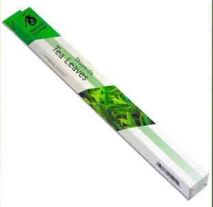 Shoyeido Japanese Incense - Overtones - TEA LEAVES - 35 Sticks