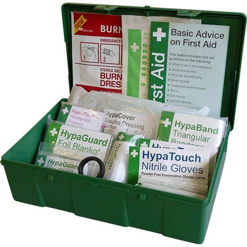 Commercial First Aid Kit