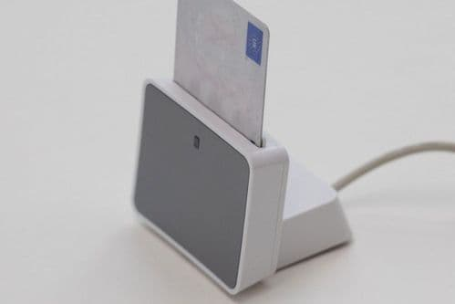 Standard Card Reader with Stand