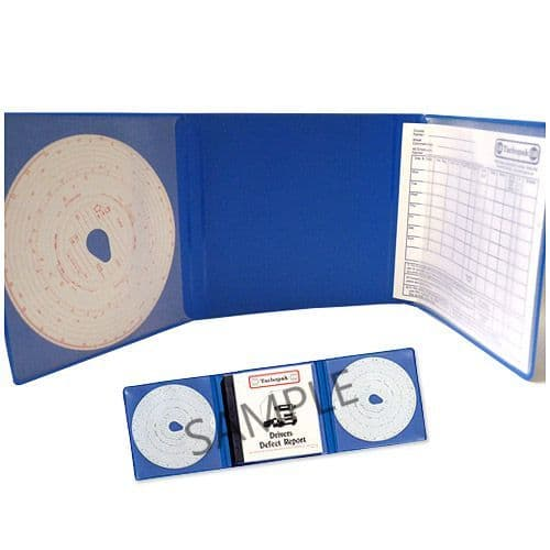 Tachograph Wallets & Chart Storage