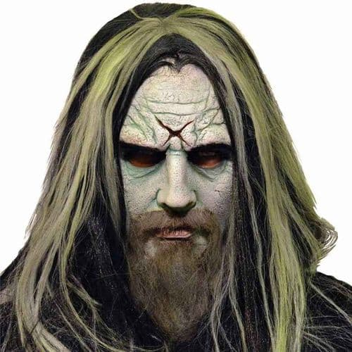 ROB ZOMBIE LATEX HEAD MASK FROM TRICK OR TREAT STUDIOS