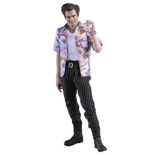 ACE VENTURA PET DETECTIVE 1:6 SCALE ACTION FIGURE FROM ASMUS TOYS