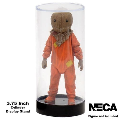 ACTION FIGURE 5 INCH CYLINDRICAL DISPLAY STAND FROM NECA