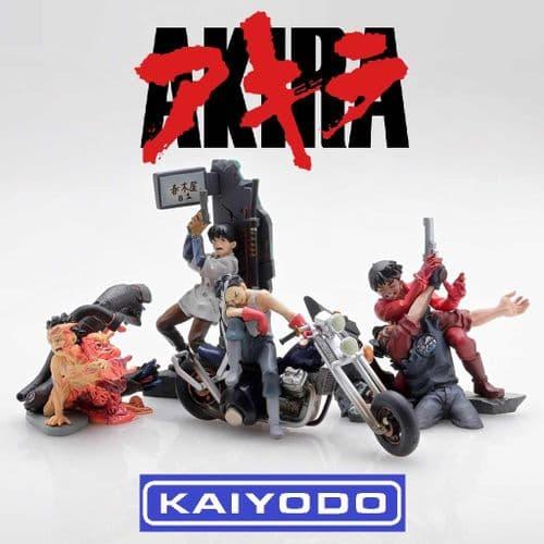 AKIRA MINIQ PART 2 TETSUO PVC BLIND BOX FIGURES FROM KAIYODO