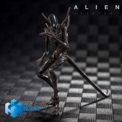 ALIEN COVENANT 1:18 SCALE XENOMORPH PREVIEWS EXCLUSIVE ACTION FIGURE FROM HIYA TOYS