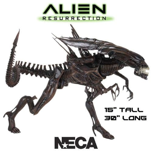 ALIEN RESURRECTION QUEEN ULTRA DELUXE BOXED ACTION FIGURE FROM NECA