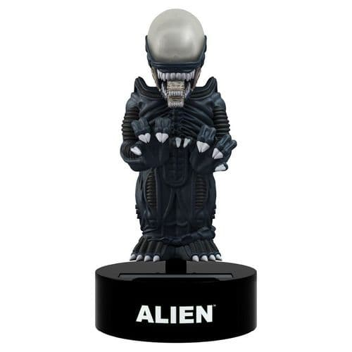 ALIEN SOLAR POWERED BODY KNOCKER FROM NECA