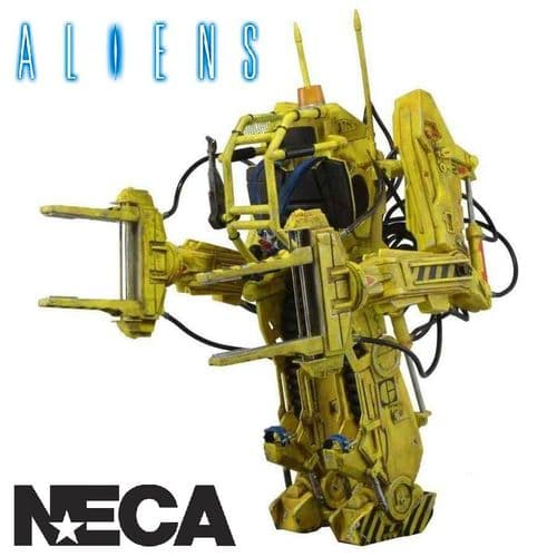 ALIENS DELUXE VEHICLE POWER LOADER P-5000 FROM NECA