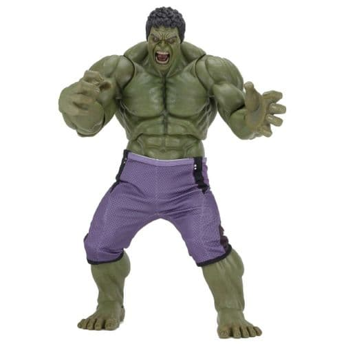 AVENGERS AGE OF ULTRON 1:4 SCALE HULK ACTION FIGURE FROM NECA