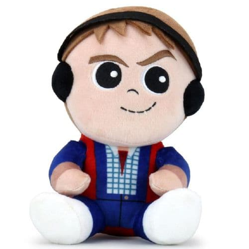 "BACK TO THE FUTURE 8"" MARTY MCFLY PHUNNY PLUSH FROM KIDROBOT"