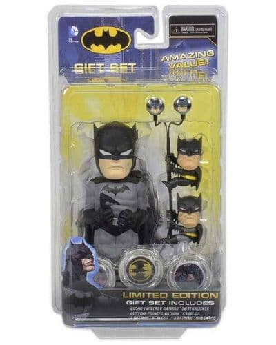 BATMAN LIMITED EDITION DC COMICS GIFT SET FROM NECA