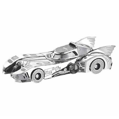 BATMAN SUPER SIZE 1989 BATMOBILE 3D METAL MODEL KIT FROM SD TOYS