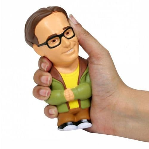 BIG BANG THEORY LEONARD HOFSTADTER STRESS DOLL FROM SD TOYS