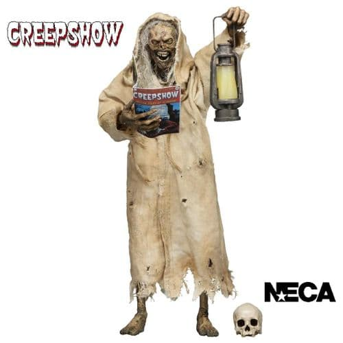 "CREEPSHOW THE CREEP 7"" SCALE ACTION FIGURE FROM NECA"