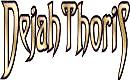 DEJAH THORIS