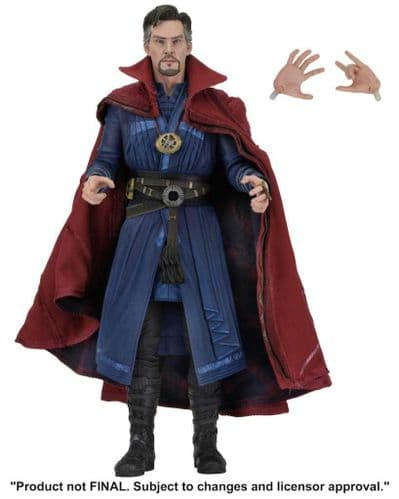 DOCTOR STRANGE (2016) 1:4 SCALE DOCTOR STRANGE ACTION FIGURE FROM NECA