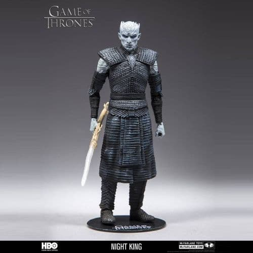 "GAME OF THRONES 6"" SCALE KNIGHT KING ACTION FIGURE FROM MCFARLANE TOYS"