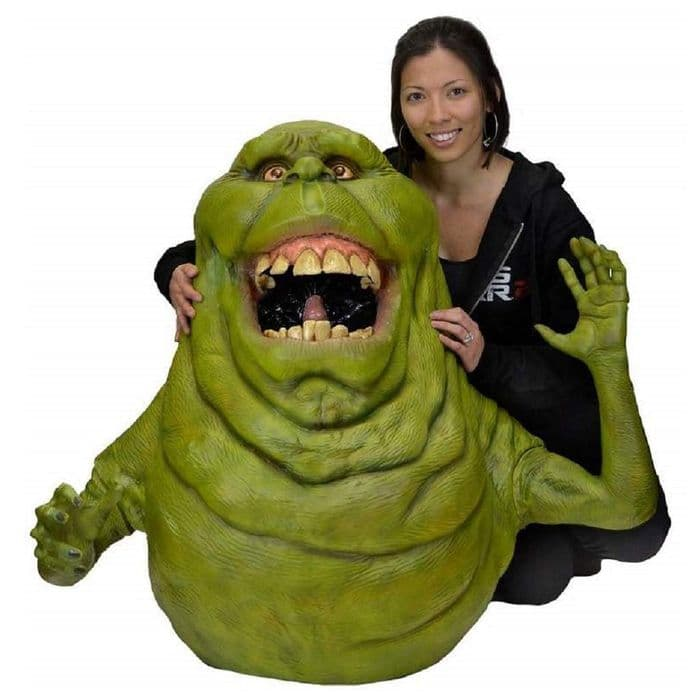 GHOSTBUSTERS 1:1 SCALE SLIMER REPLICA FIGURE  FROM NECA