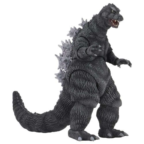 "GODZILLA 12"" HEAD TO TAIL MOTHRA VS GODZILLA 1964 GODZILLA ACTION FIGURE FROM NECA"