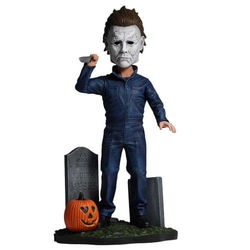 HALLOWEEN 2018 MICHAEL MYERS HEAD KNOCKER FROM NECA