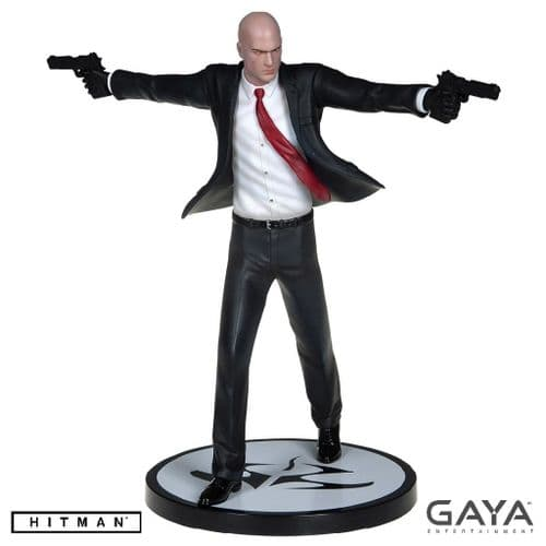 HITMAN AGENT 47 PVC STATUE FROM GAYA ENTERTAINMENT