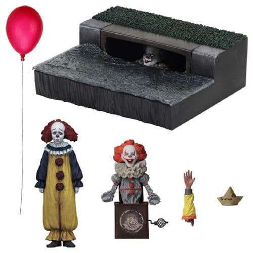 IT ACCESSORY PACK 2017 MOVIE ACCESSORY SET FROM NECA