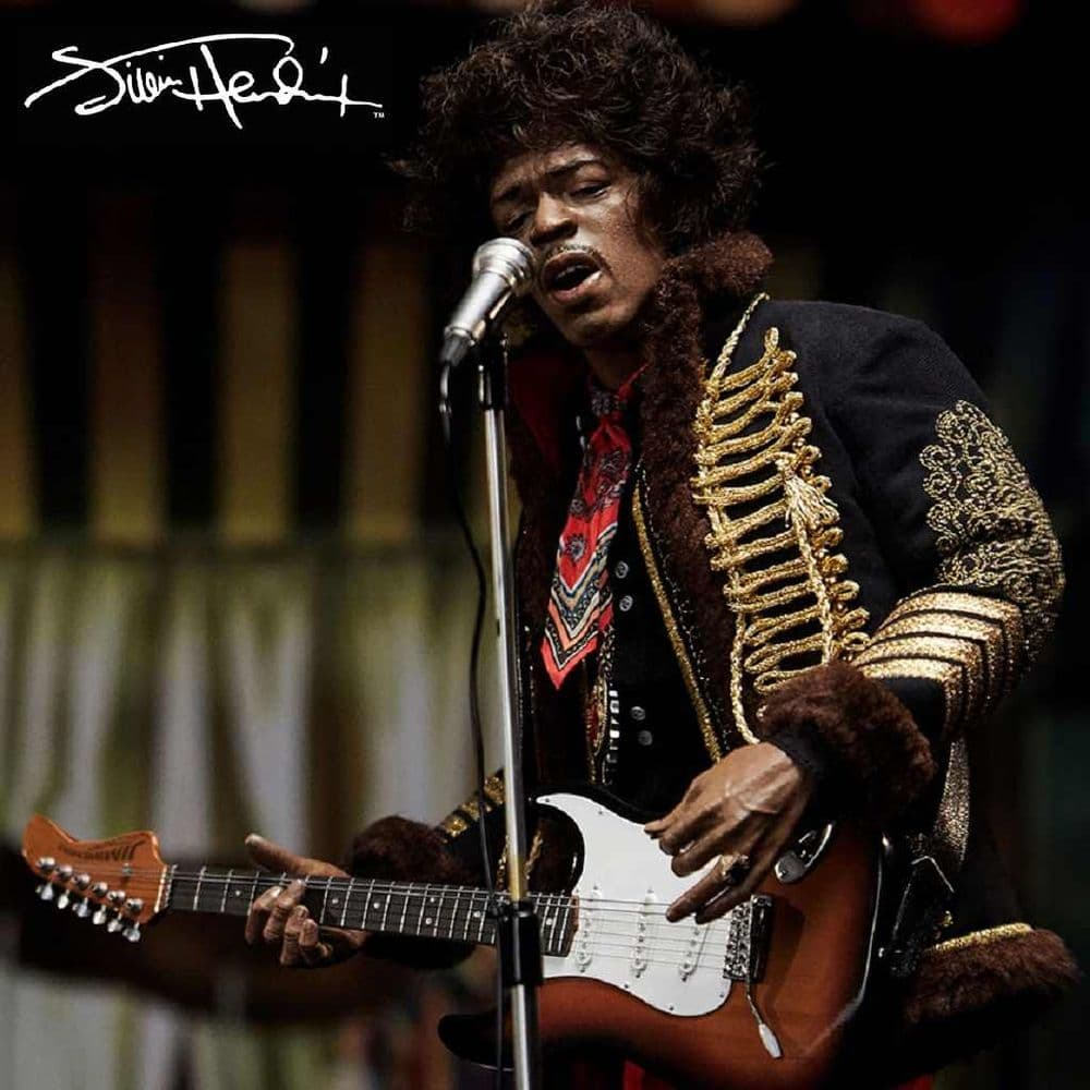 JIMI HENDRIX 1:6 SCALE ULTIMATE MASTERPIECE ACTION FIGURE FROM BLITZWAY