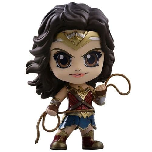 JUSTICE LEAGUE WONDER WOMAN COSBABY FIGURE FROM HOT TOYS