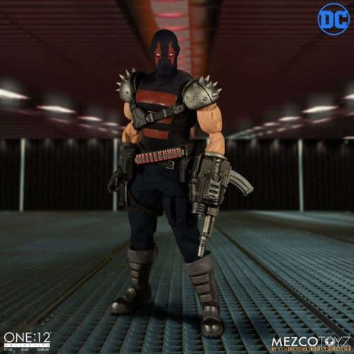 KGBEAST ONE:12 COLLECTIVE ACTION FIGURE FROM MEZCO TOYZ