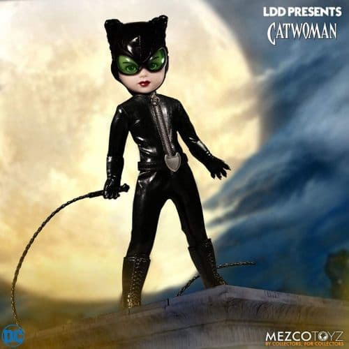 LDD PRESENTS DC UNIVERSE CATWOMAN FROM MEZCO TOYZ