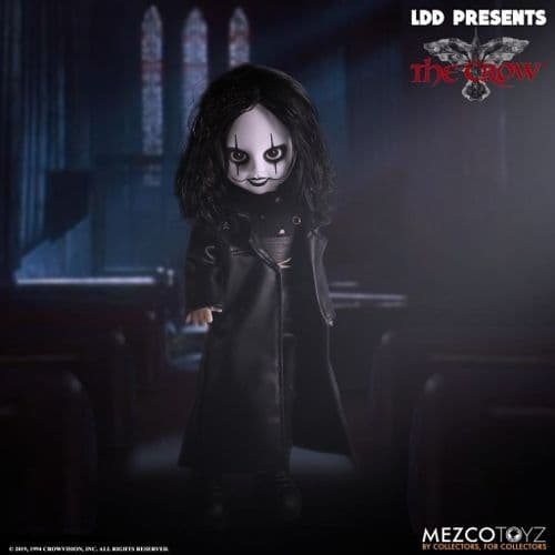 LDD PRESENTS THE CROW FROM MEZCO TOYZ