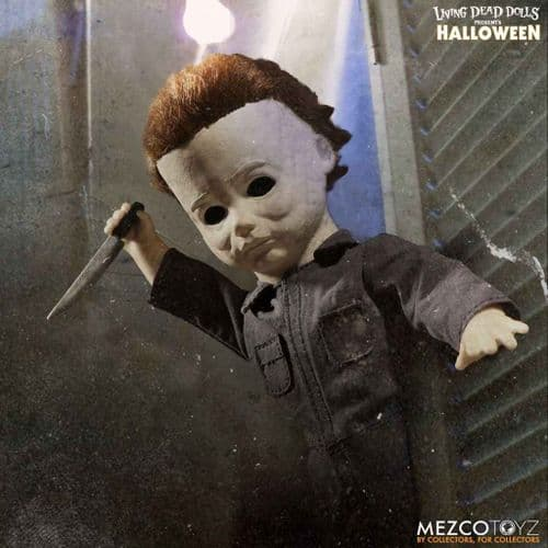 LIVING DEAD DOLLS HALLOWEEN MICHAEL MYERS FROM MEZCO TOYZ