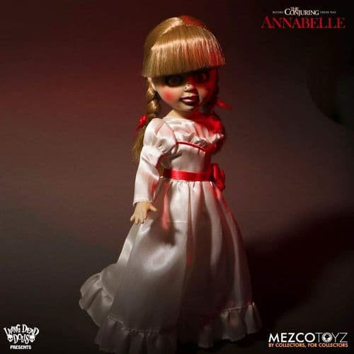 LIVING DEAD DOLLS PRESENTS THE CONJURING ANNABELLE FROM MEZCO TOYZ