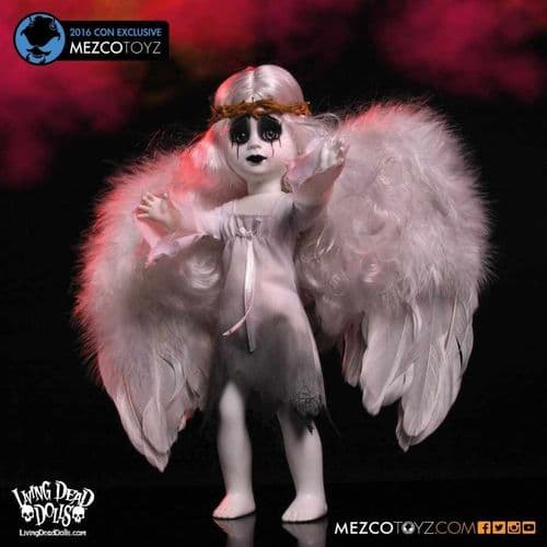 LIVING DEAD DOLLS RESURRECTION X RAIN RARE 2016 CON EXCLUSIVE FROM MEZCO TOYZ