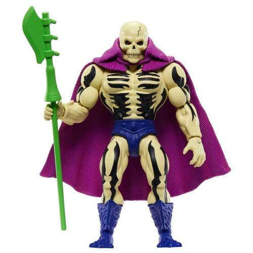 MASTERS OF THE UNIVERSE ORIGINS 2020 SCARE GLOW ACTION FIGURE FROM MATTEL
