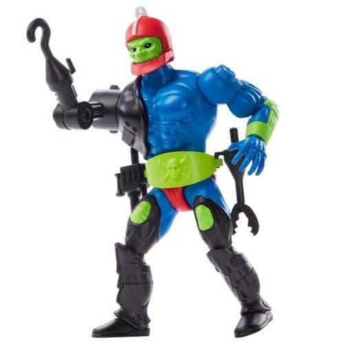 MASTERS OF THE UNIVERSE ORIGINS 2020 TRAP JAW ACTION FIGURE FROM MATTEL