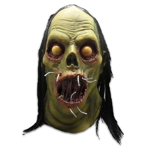 NAIL MOUTH LATEX HEAD MASK FROM TRICK OR TREAT STUDIOS