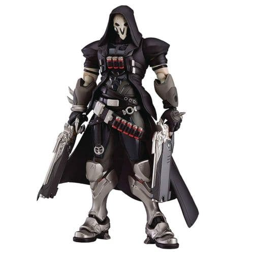 OVERWATCH FIGMA REAPER ACTION FIGURE FROM GOOD SMILE COMPANY