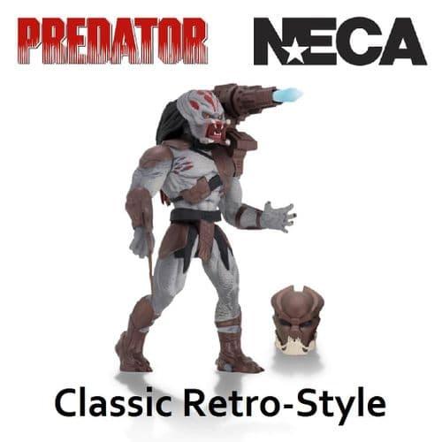 "PREDATOR CLASSIC STYLE 5.5"" ACTION FIGURE FROM NECA"