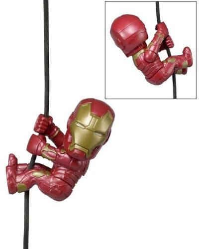 "SCALERS - AVENGERS: AGE OF ULTRON - IRON MAN 2"" CHARACTER FROM NECA"