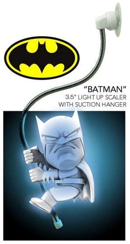 "SCALERS - DC COMICS BATMAN LIGHT-UP 3.5"" CHARACTER FROM NECA"